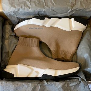 Brand new with tags authentic balenciaga speed